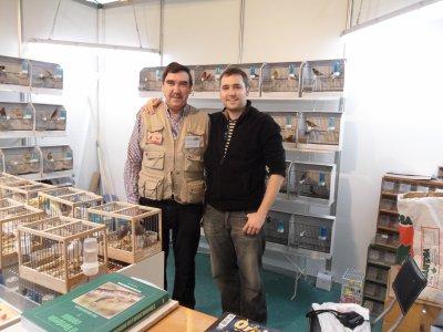 Con José Antonio Abellán.-