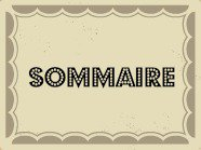 Sommaire ☆