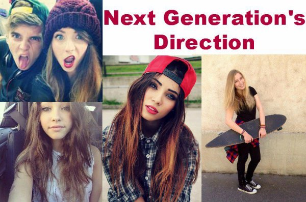 Next Generation's Direction