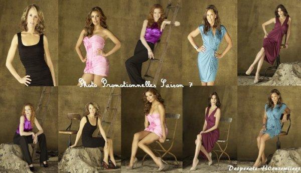 Photos Promotionnelles de la Saison 7.