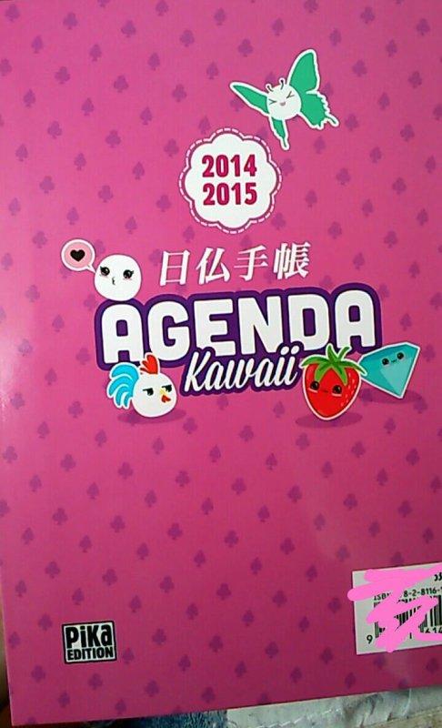 Agenda Kawaiii