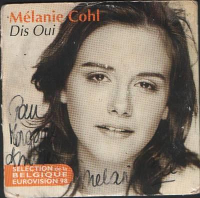 Mélanie Cohl - Dis Oui