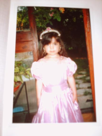 I WAS A   LITTLE PRINCESS