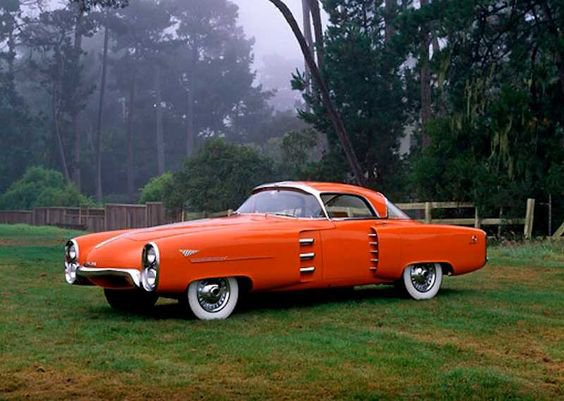 Lincoln Indianapolis 1955