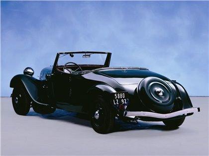 1939 Citroen Traction Avant Cabriolet