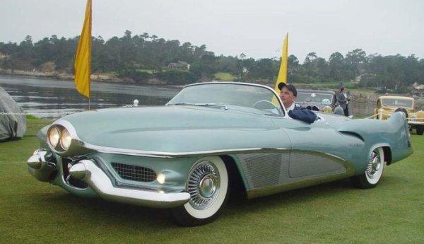1951 Buick Le Sabra