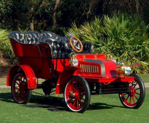1903 Thomas Rear