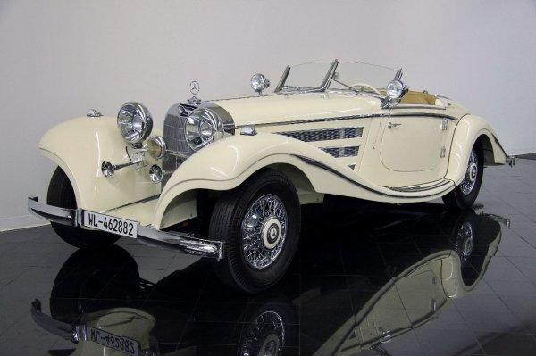 1935 Mercedes-Benz 500-Series Special