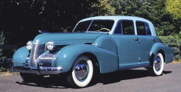 1939 Cadillac Fleetwood 60 Special