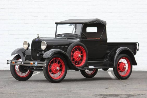 1929 Ford Model A Roadster Pick-up