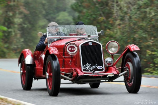 1930 Alfa Romeo 6C 1750 Super Sport Brianza Roadster