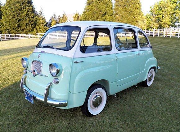 1960-Fiat 500