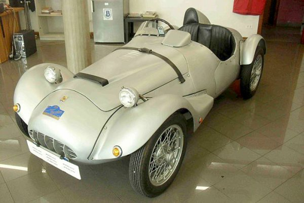 Bandini - 750 Sport Siluro - 1953