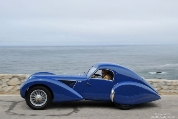 1939 Talbot-Lago T150C-SS