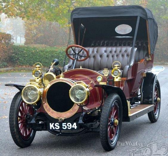 1911 Delauney Belleville