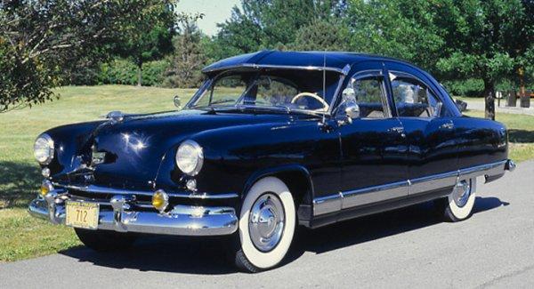 1951 Kaiser Deluxe
