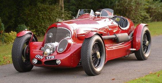1953 Bentley 6.5 Litres