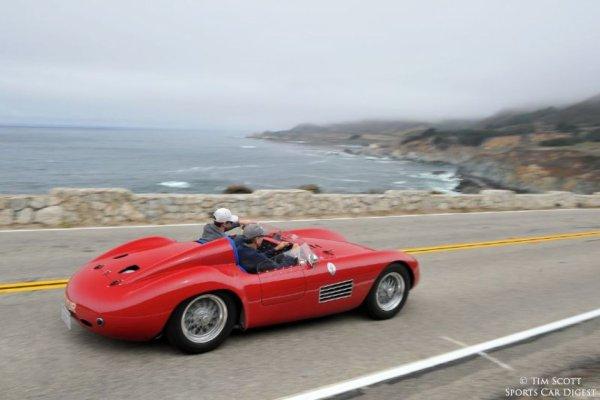 1957 Maserati 300S Fantuzzi Spider