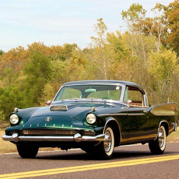 1957 Packard Hawk