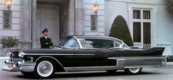 1958 Cadillac Fleetwood Sixty Spécial