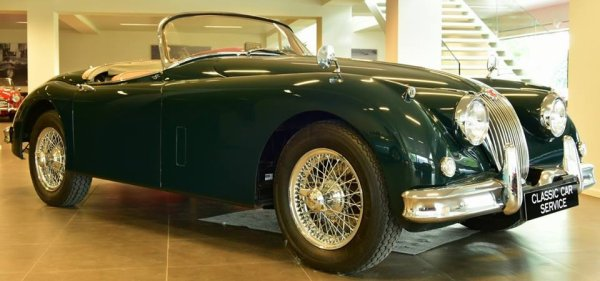 1960 Jaguar XK 150 S Roadster