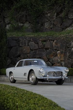 1960 Maserati 3500 G
