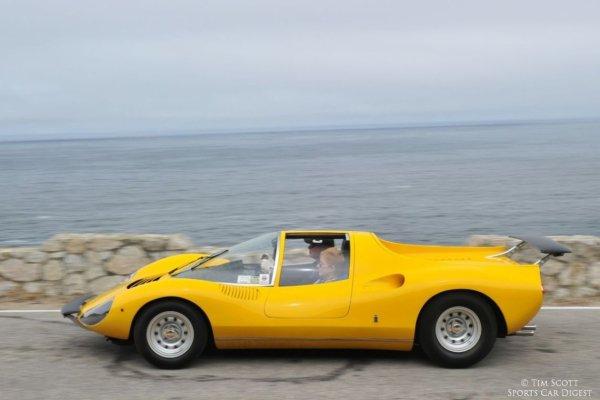 1967 Ferrari 206 Dino Competizione Pininfarina Coupé