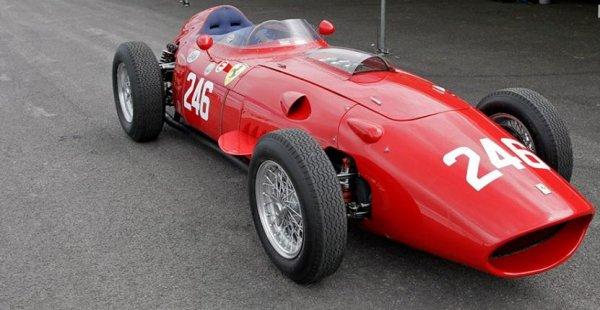 FERRARI DINO  246  F1 DE 1958 à 1960