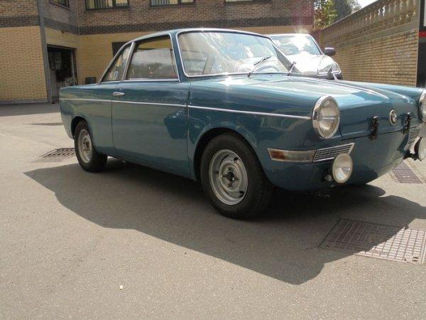 BMW - 700 S Coupé - 1964