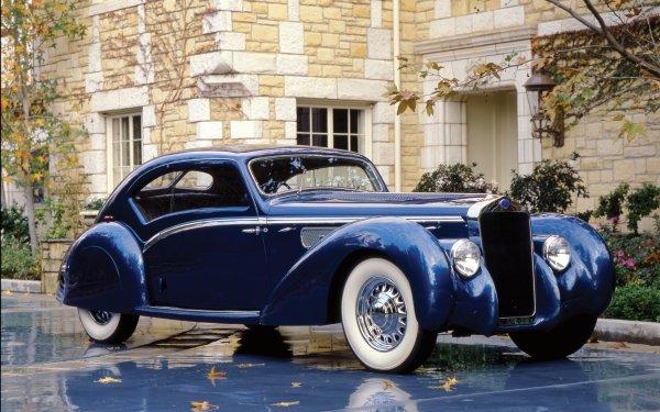 Delage D8 120 Dynamic Coupe 1938