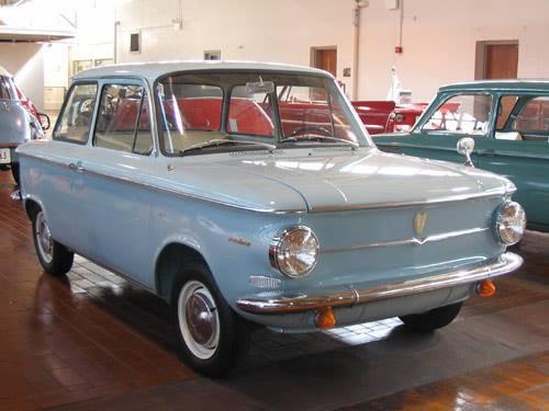 NSU Prinz 4 1960