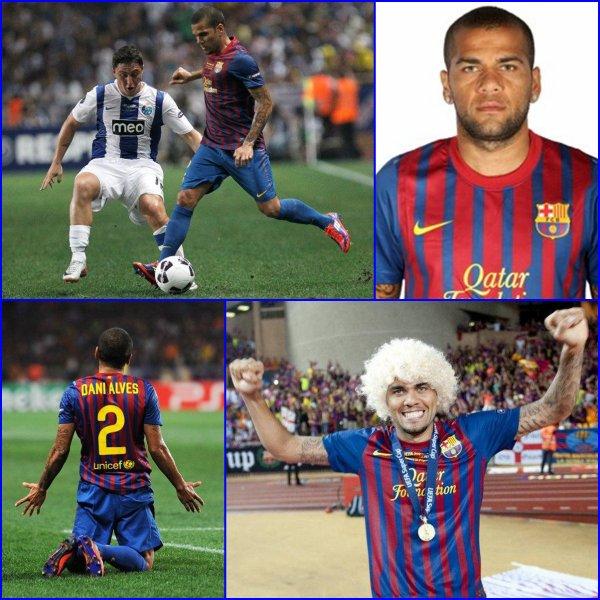 Daniel Alves!!!