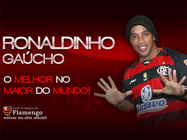 RONALDINHO '' Gaucho '' the best !!!
