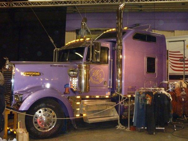 Superbe camion...
