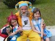 cosplay de fairy tail :)