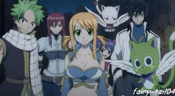 Chapitre 8 : Fairy Tail Contre Attaque !