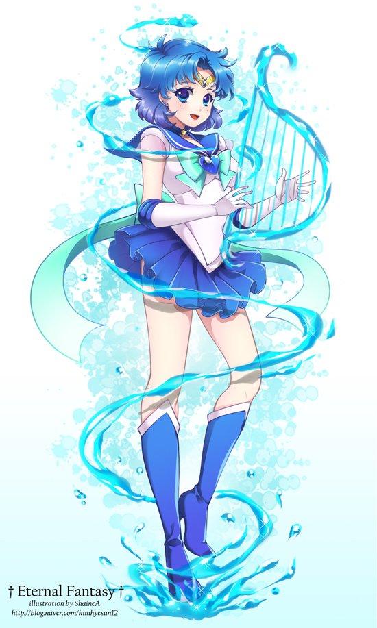 Sailor Mercury [Sailor Moon]