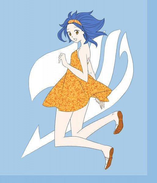 Levy McGarden 1 [Fairy Tail]