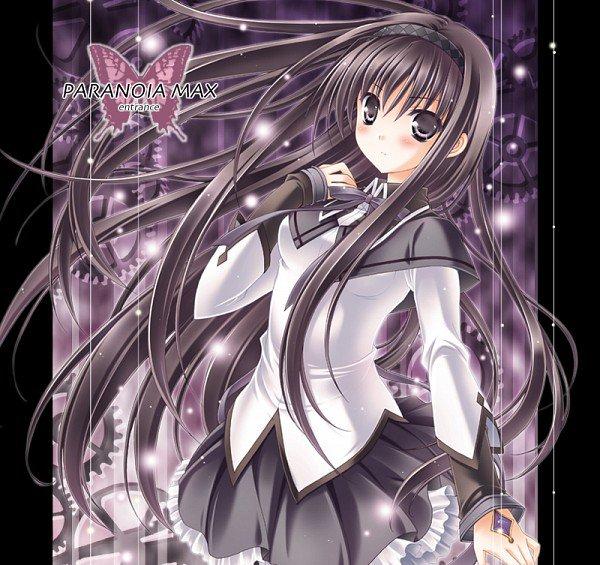 Akemi Homura 1 [madoka magica puella magi]