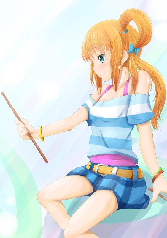 Fukuhara Ann 1 [Pretty Rhytm: Rainbow Live]