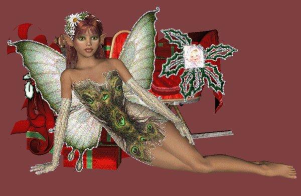 Pour toi Amélie joyeux noel et bonne fétes de fin d'année