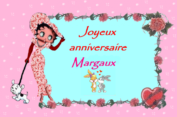 voila voila le jour est arrivé Margaux à 18 ans