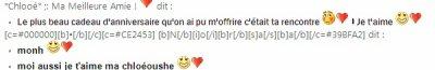 Nora Plus Que Tout !  ♥