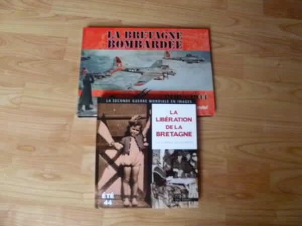 Livre sur la guerre en Bretagne
