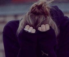 J'abandonne , je me rend , je m'enfonce , je m'écroule , je m'en vais,oui je suis perdue