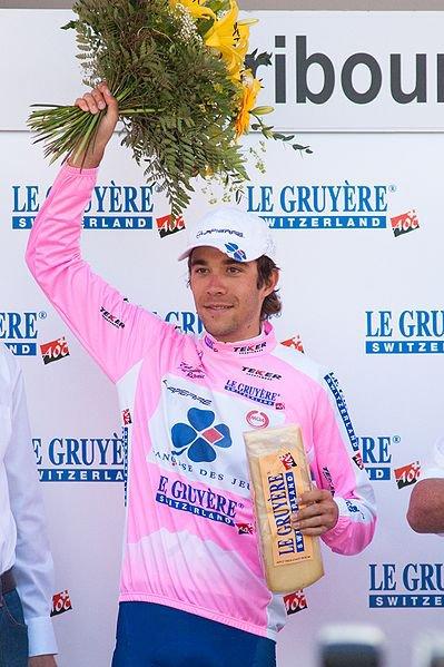 Meilleur Grimpeur du Tour de Romandie
