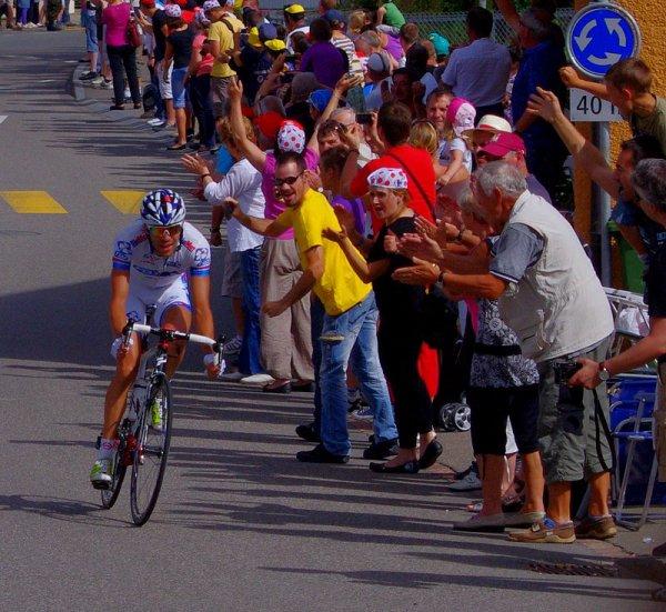 Vainqueur de la 8ème étape du Tour de France