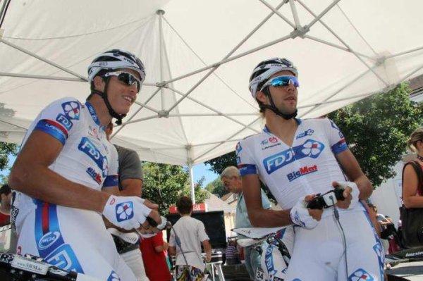 Tour de l'Ain 2012 Photos