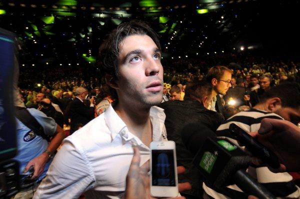 Quelques photos de Thibaut lors de la présentation officielle du Tour de France 2013, prises par Nicolas Götz (Sport-phot.com).