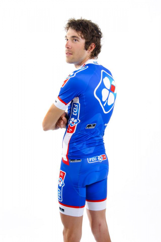 Nouveau maillot équipe FDJ